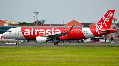 HS-BBG - Airbus A320-216 - Thai AirAsia