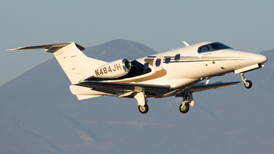 N484JH - Embraer 500 Phenom 100 - Private
