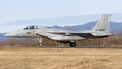 72-8890 - McDonnell Douglas F-15J Eagle - Japan - Air Self Defence Force (JASDF)