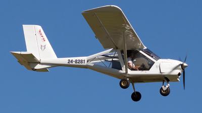 24-8281 - Aeroprakt A22L Foxbat - Sydney Flying Academy