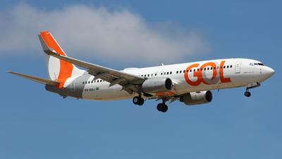 PR-GGJ - Boeing 737-8EH - GOL Linhas Aéreas