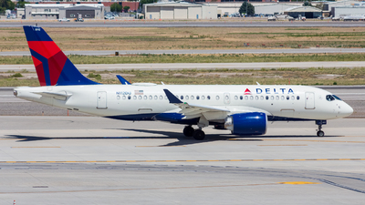 A picture of N112DU - Airbus A220100 - Delta Air Lines - © Micah Vobora
