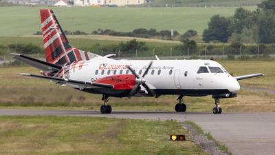 G-LGND - Saab 340B - Loganair