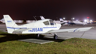 A picture of N265AM -  - [] - © Oliver Richter