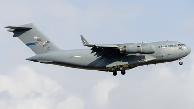 03-3117 - Boeing C-17A Globemaster III - United States - US Air Force (USAF)
