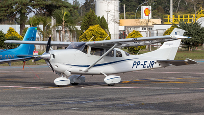 PP-EJR - Cessna T206H Turbo Stationair HD - Private