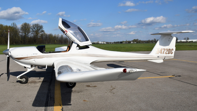 N472DC - Diamond DA-20-C1 Eclipse - Private