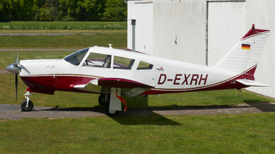 D-EXRH - Piper PA-28R-180 Cherokee Arrow - Private