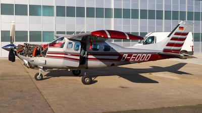 D-EOOO - Cessna P210N Silver Eagle - Private