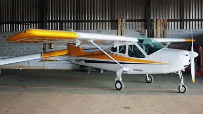 PU-VPP - Tecnam P92-2000RG - Private