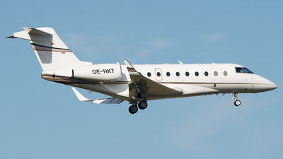 OE-HKT - Gulfstream G280 - International Jet Management