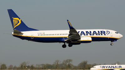 EI-EFS - Boeing 737-8AS - Ryanair