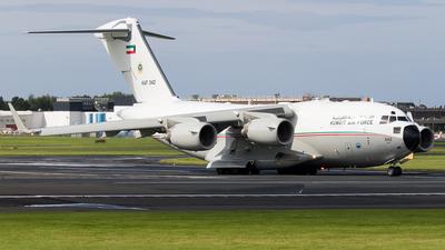 A picture of KAF342 - Boeing C17A Globemaster III - [F264] - © Rolf Jonsen