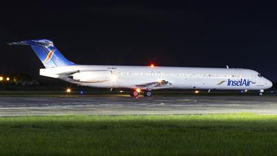 P4-MDC - McDonnell Douglas MD-82 - Insel Air Aruba