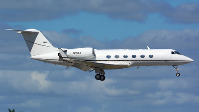 N189J - Gulfstream G-IV - Private