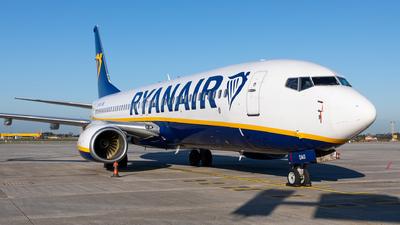 A picture of EIDAO - Boeing 7378AS - Ryanair - © Carlos Miguel Seabra