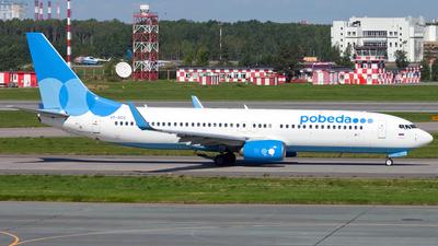 A picture of VPBGQ - Boeing 7378LJ - Pobeda - © Ivan Goreza