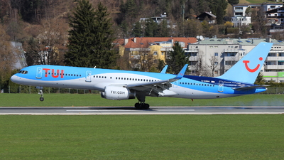 G-OOBN - Boeing 757-2G5 - TUI