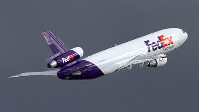 N321FE - McDonnell Douglas MD-10-30(F) - FedEx