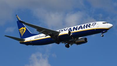 EI-EBK - Boeing 737-8AS - Ryanair