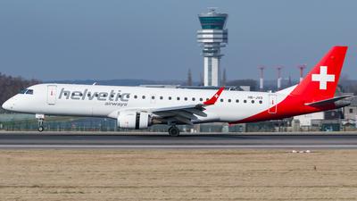HB-JVO - Embraer 190-100LR - Helvetic Airways