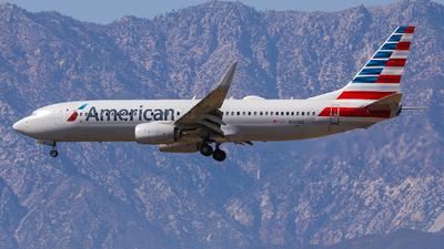 A picture of N305NX - Boeing 737823 - American Airlines - © KenKen Huang