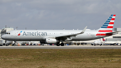 N902AA - Airbus A321-231 - American Airlines