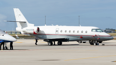 N422BM - Gulfstream G200 - Private