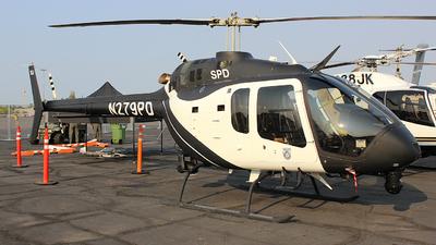N279PD - Bell 505 Jet Ranger X - United States - Sacramento Police Department