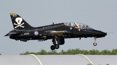 XX285 - British Aerospace Hawk T.1A - United Kingdom - Royal Navy