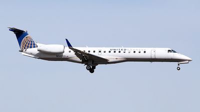 A picture of N14203 - Embraer ERJ145XR - [14500964] - © toyo_69pr