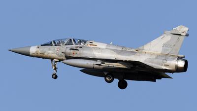 2060 - Dassault Mirage 2000-5 - Taiwan - Air Force