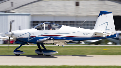 A picture of N219RV - Van's RV9A - [91521] - © Jeremy D. Dando