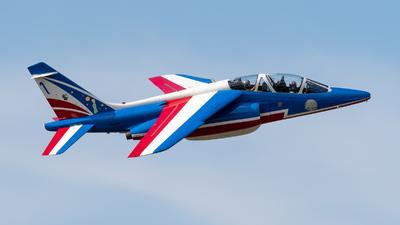 E169 - Dassault-Breguet-Dornier Alpha Jet E - France - Air Force