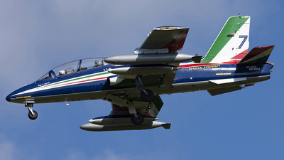 MM54517 - Aermacchi MB-339PAN - Italy - Air Force