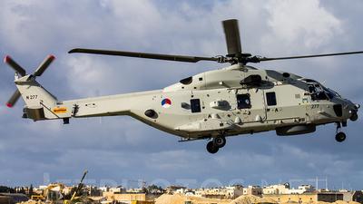 N-277 - NH Industries NH-90NFH - Netherlands - Royal Air Force