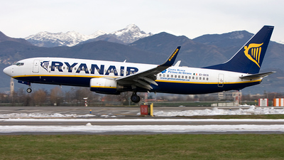 EI-DCS - Boeing 737-8AS - Ryanair