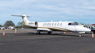 N309MS - Bombardier Learjet 75 - Private