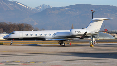 N79MA - Gulfstream G550 - Private