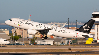 CS-TNP - Airbus A320-214 - TAP Air Portugal