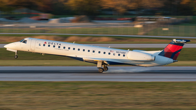 N574RP - Embraer ERJ-145LR - Delta Connection (Chautauqua Airlines)