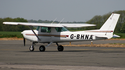G-BHNA - Reims-Cessna F152 - Private