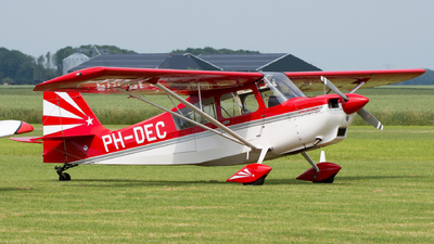 PH-DEC - American Champion 8KCAB Super Decathlon - Private