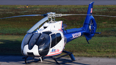 A picture of N332AM - Airbus Helicopters H130 - [4658] - © Agustin Anaya