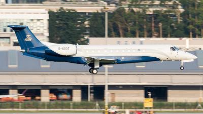 B-603T - Embraer ERJ-135BJ Legacy 650 - MinSheng International Jet