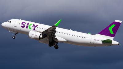 CC-AZI - Airbus A320-251N - Sky Airline