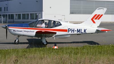 A picture of PHMLK - Socata TB20 Trinidad - Martinair Holland - © Matthias Becker