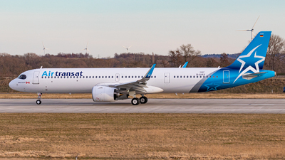 D-AYAX - Airbus A321-271NX - Air Transat