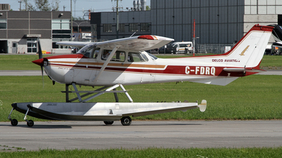 C-FDRQ - Cessna 172M Skyhawk - Delco Aviation