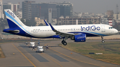 VT-IJO - Airbus A320-271N - IndiGo Airlines